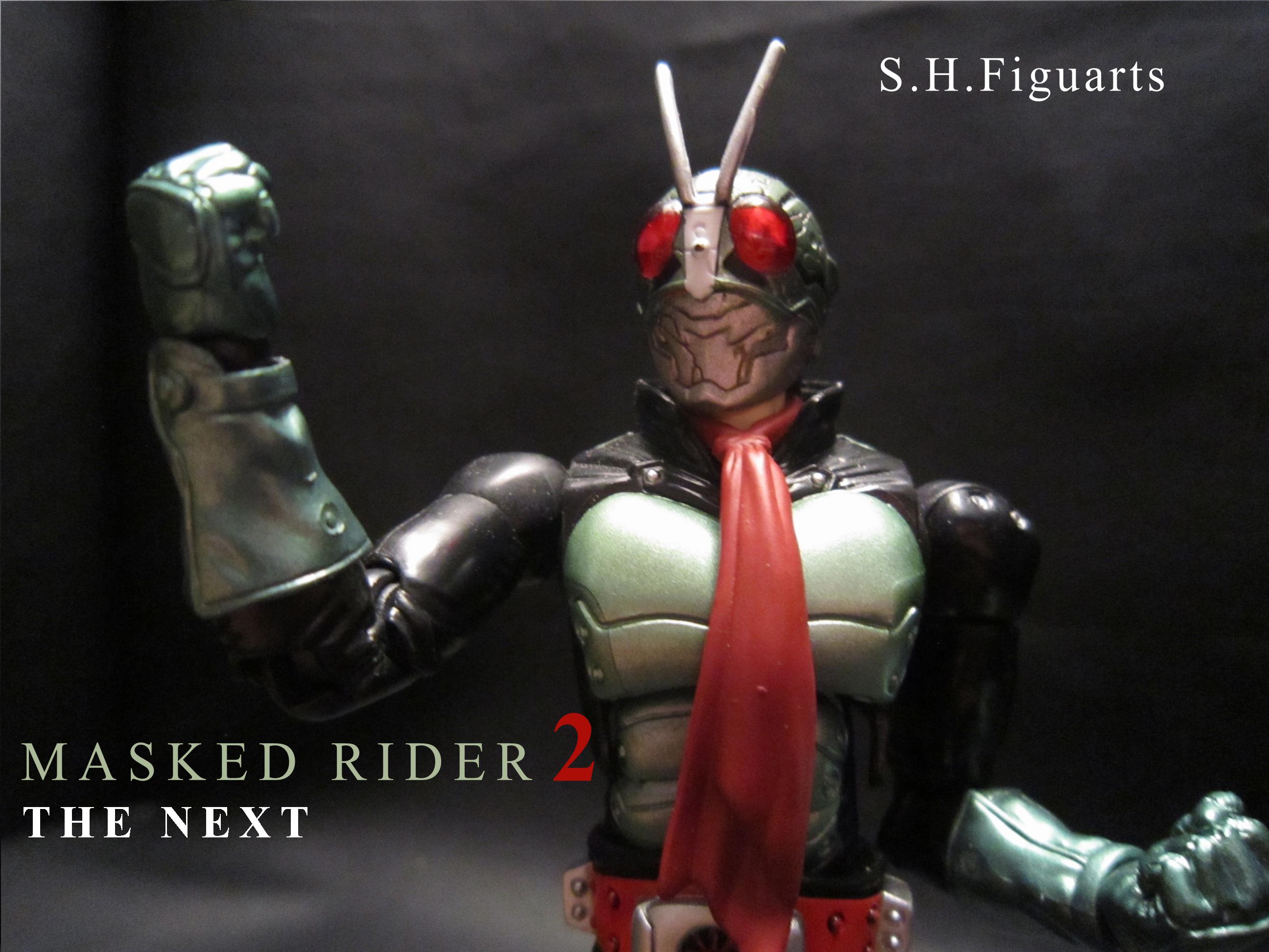 S.H.Figuarts 仮面ライダー2号 THE NEXT版