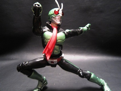 S.H.Figuarts 仮面ライダー2号 THE FIRST版