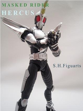 S.H.フィギュアーツ 仮面ライダーヘラクス
