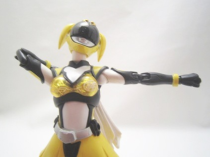 S.H.Figuarts アキバイエロー