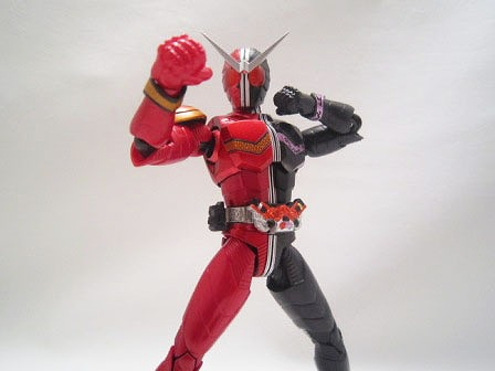 S.H.フィギュアーツ 仮面ライダーW ヒートセット