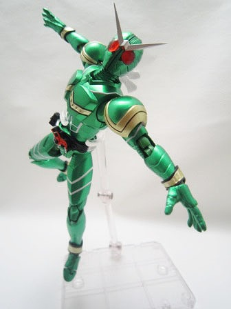 S.H.フィギュアーツ 仮面ライダーサイクロン