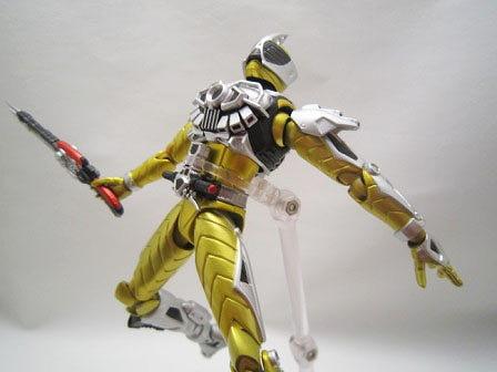 S.H.フィギュアーツ 仮面ライダーアクセル ブースター