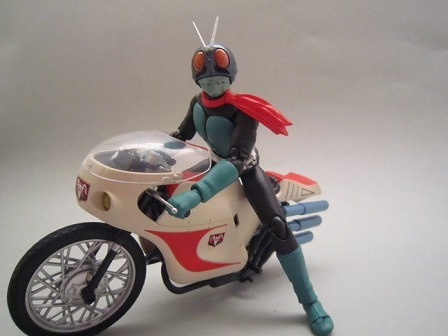 S.H.フィギュアーツ EX サイクロン号