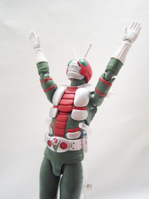 S.H.フィギュアーツ 仮面ライダーV3