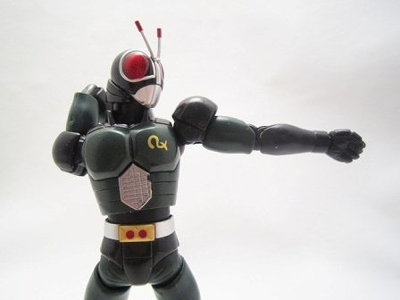 S.H.フィギュアーツ 仮面ライダーBLACK RX