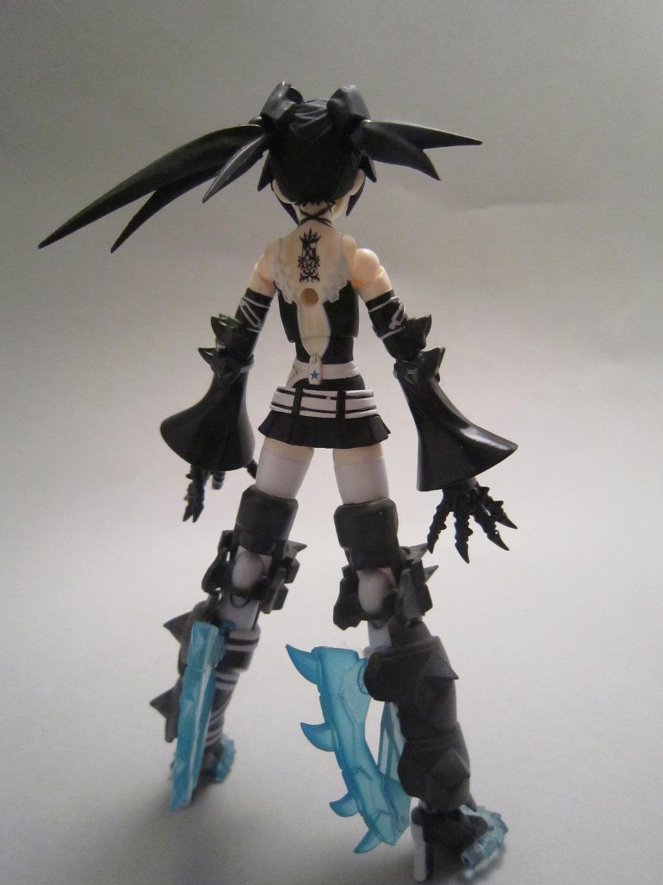 figma ブラック★ロックシューター THE BEAST