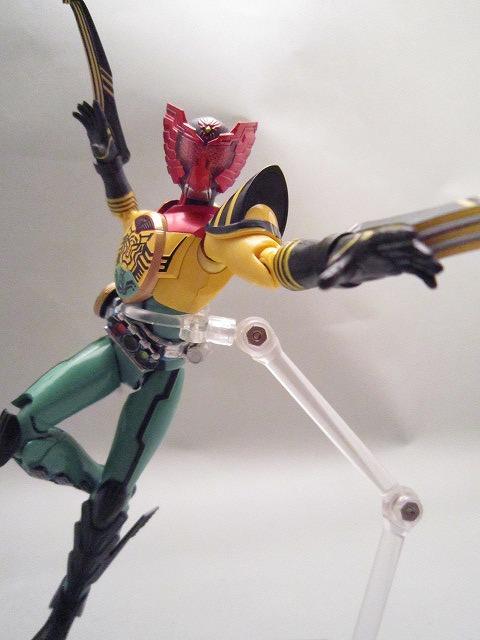 S.H.フィギュアーツ 仮面ライダーオーズ スーパータトバコンボ