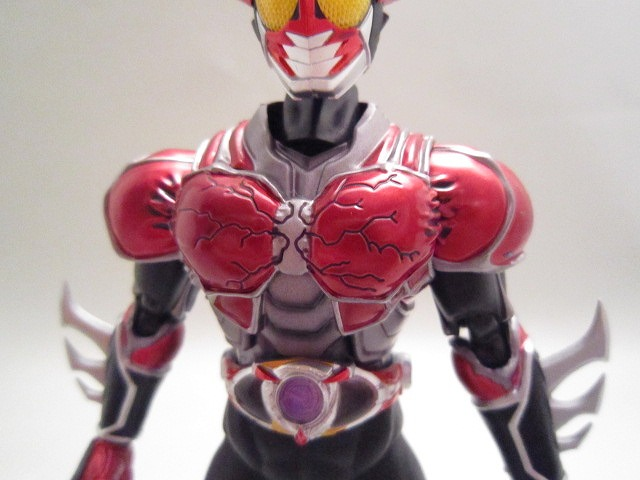 S.H.フィギュアーツ 仮面ライダーアギト バーニングフォーム