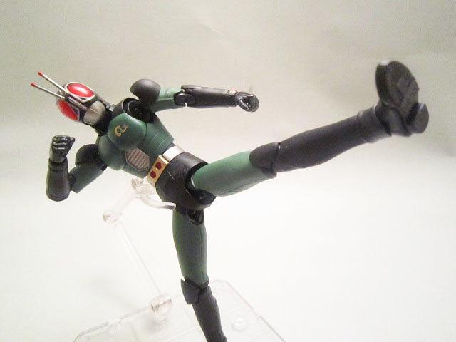 S.H.フィギュアーツ 仮面ライダーBLACK RX リニューアル版