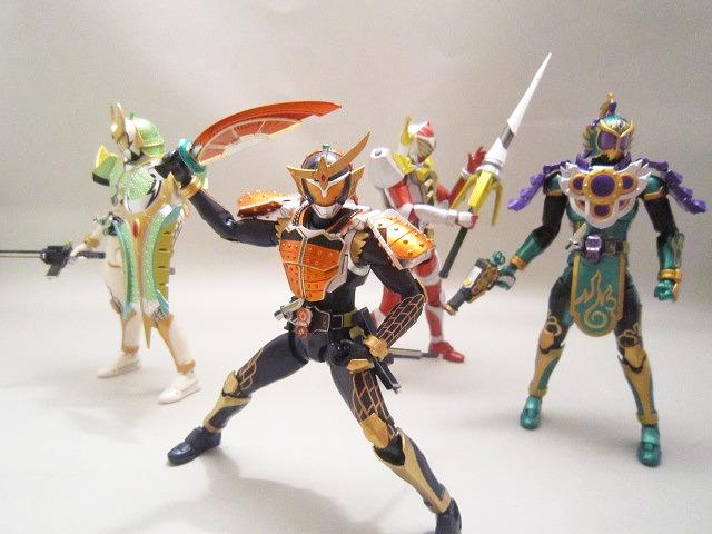 S.H.フィギュアーツ 仮面ライダー龍玄 ブドウアームズ