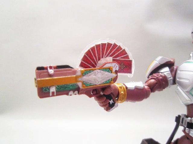 S.H.フィギュアーツ 仮面ライダーギャレン&レッドランバスセット