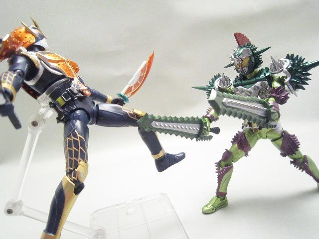 S.H.フィギュアーツ 仮面ライダーブラーボ ドリアンアームズ