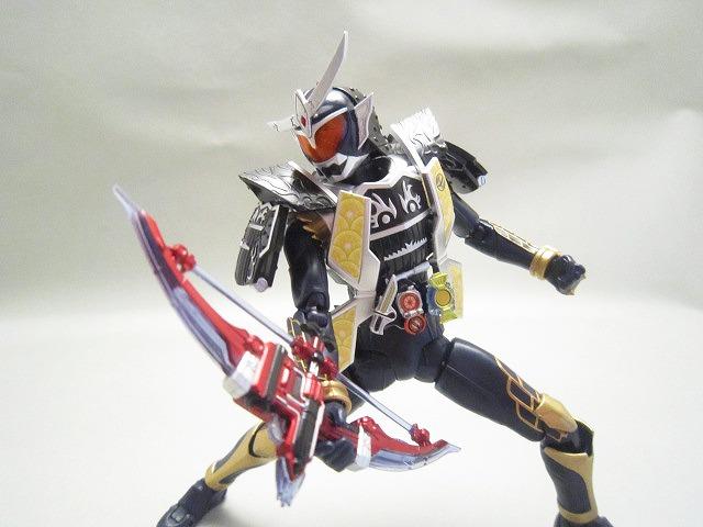 S.H.フィギュアーツ 仮面ライダー鎧武 ジンバーレモンアームズ