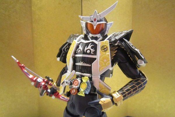 S.H.フィギュアーツ 仮面ライダー鎧武 ジンバーレモンアームズ レビュー