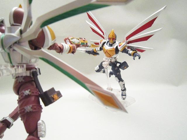 S.H.フィギュアーツ 仮面ライダーブレイド ジャックフォーム