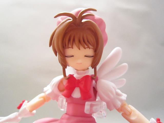 S.H.フィギュアーツ 木之本桜