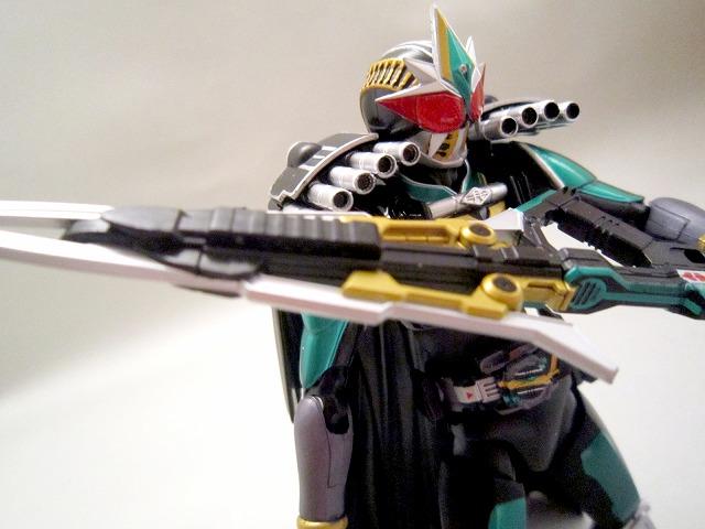 S.H.フィギュアーツ 仮面ライダーゼロノス ベガフォーム