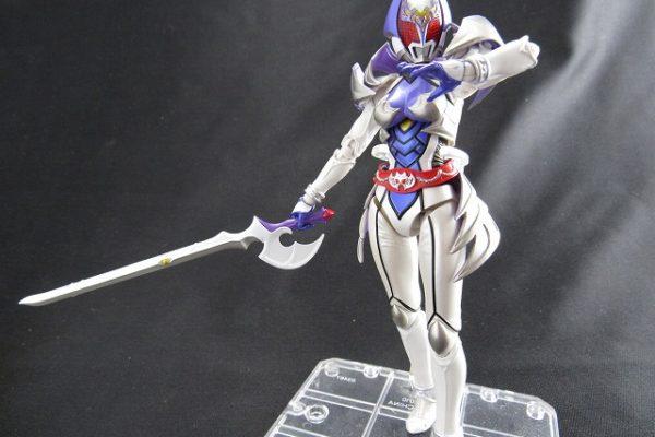 S.H.フィギュアーツ 仮面ライダーキバーラ レビュー