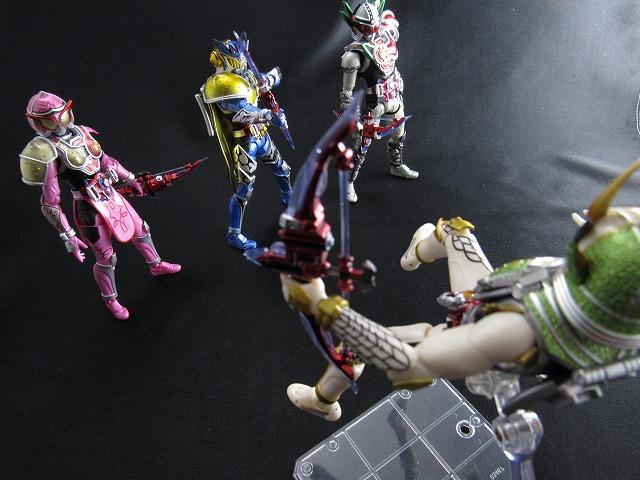 S.H.フィギュアーツ 仮面ライダーシグルド チェリーエナジーアームズ レビュー