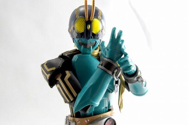 S.H.フィギュアーツ 仮面ライダー3号 レビュー