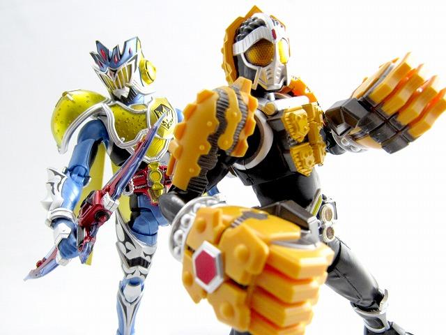 S.H.フィギュアーツ 仮面ライダーナックル クルミアームズ レビュー