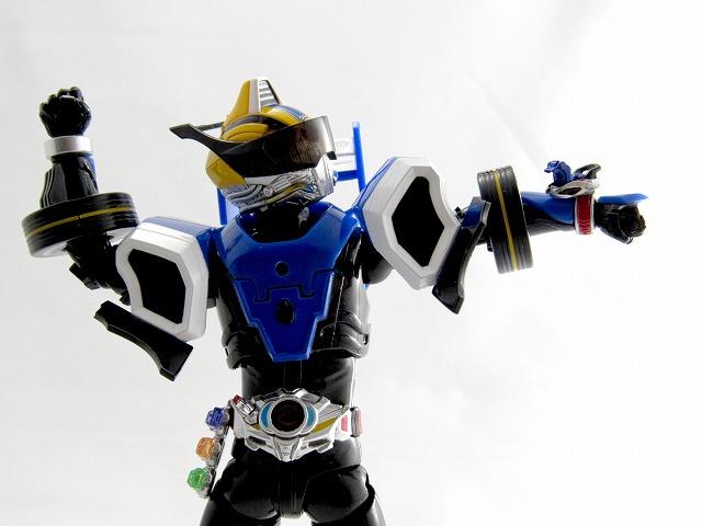 S.H.フィギュアーツ 仮面ライダードライブ タイプフォーミュラ レビュー