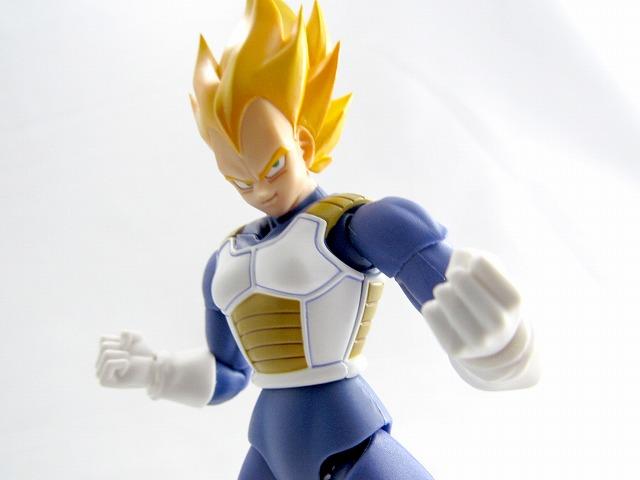 S.H.フィギュアーツ スーパーサイヤ人 ベジータ レビュー -Premium Color Edition-