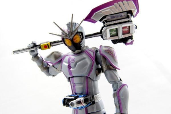 S.H.フィギュアーツ 仮面ライダーチェイサー レビュー