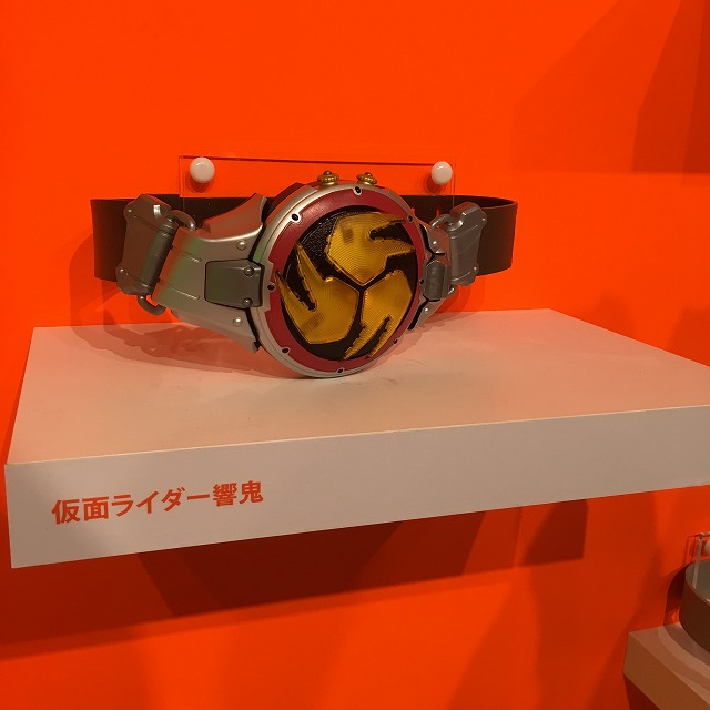 渋谷パルコ KAMEN RIDER 45th EXHIBITION SHOP 仮面ライダー展
