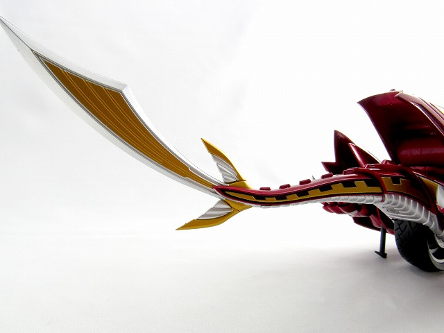 S.H.フィギュアーツ ドラグランザー レビュー 仮面ライダー龍騎サバイブ レビュー