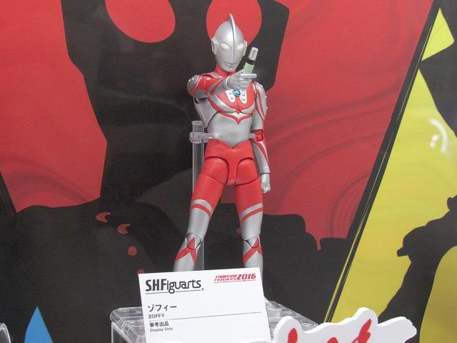 魂フィーチャーズ2016 S.H.フィギュアーツ ウルトラマン
