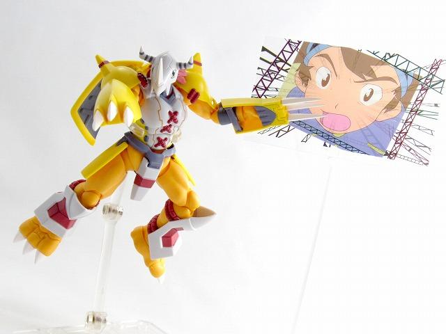 S.H.フィギュアーツ ウォーグレイモン「ぼくらのウォーゲーム!」 レビュー