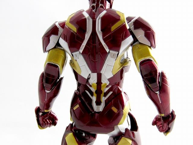 S.H.フィギュアーツ キャプテン・アメリカ(シビル・ウォー)& アイアンマン マーク46 Special BOX Set レビュー