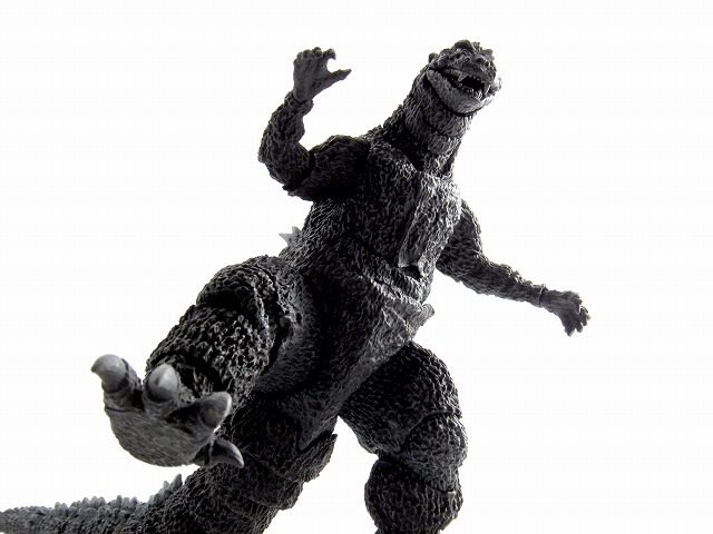 S.H.モンスターアーツ ゴジラ 1954 MonsterArts レビュー