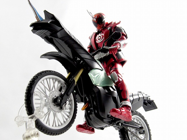 S.H.フィギュアーツ 仮面ライダーゴースト 闘魂ブースト魂 MonsterArts レビュー