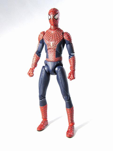 MAFEX マフェックス スパイダーマン アメイジングスパイダーマン2 レビュー