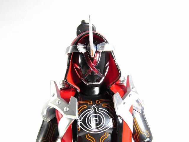S.H.フィギュアーツ 仮面ライダーゴースト ムサシ魂 レビュー