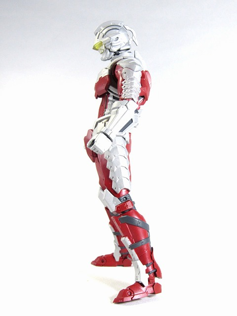 ULTRA-ACT × S.H.フィギュアーツ ULTRAMAN SUIT ver 7.2 レビュー レビュー