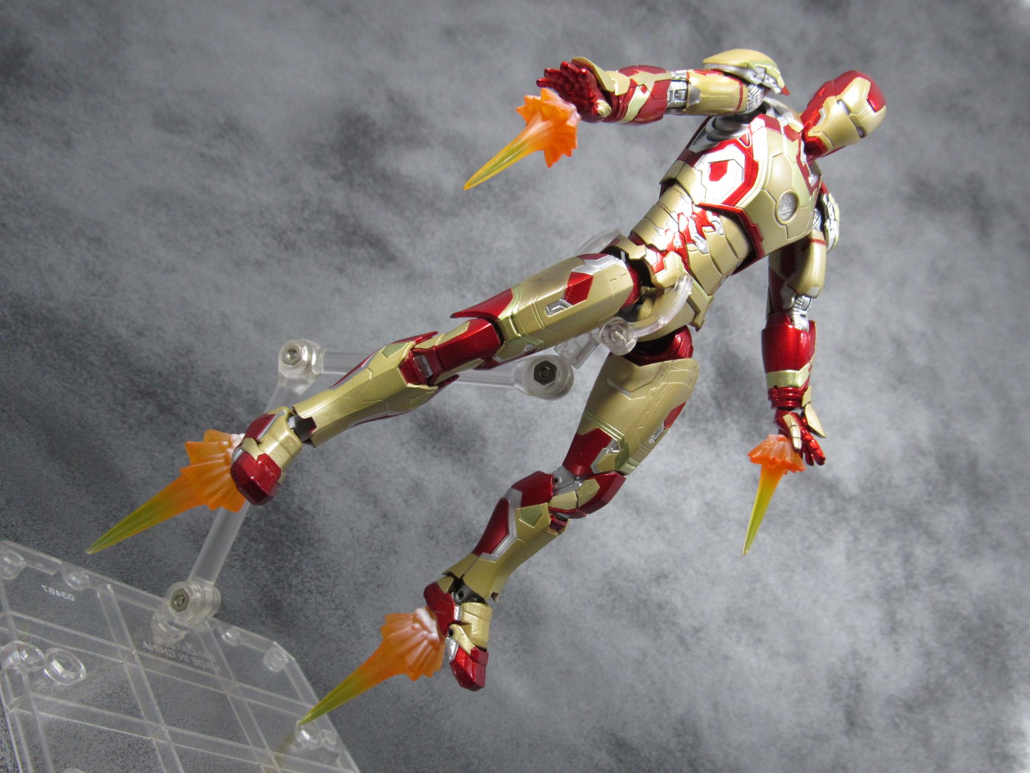 S.H.フィギュアーツ アイアンマン マーク42 レビュー