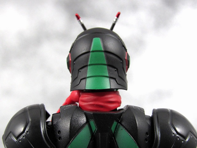 S.H.フィギュアーツ 仮面ライダー1号 ネオ1号 レビュー