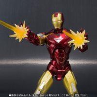 S.H.フィギュアーツ アイアンマン マーク6