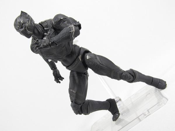 S.H.フィギュアーツ ブラックパンサー レビュー アクション