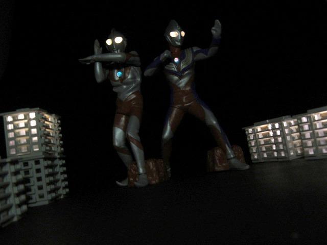 アルティメットルミナス ウルトラマン01(ウルトラマン・ティガ・団地) レビュー
