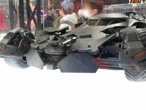 東京コミコン2016 レポート バットモービル