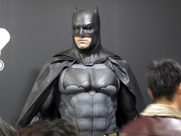 東京コミコン2016 レポート バットマン