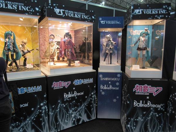 東京コミコン2016 レポート ボークス 初音ミク