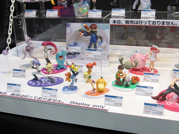 東京コミコン2016 レポート メガハウス ポケモン