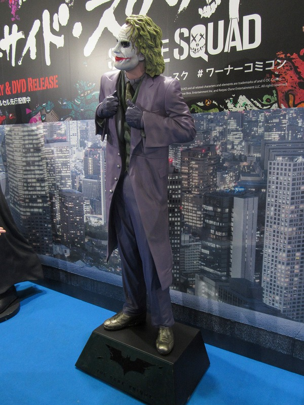 東京コミコン2016 レポート ジョーカー