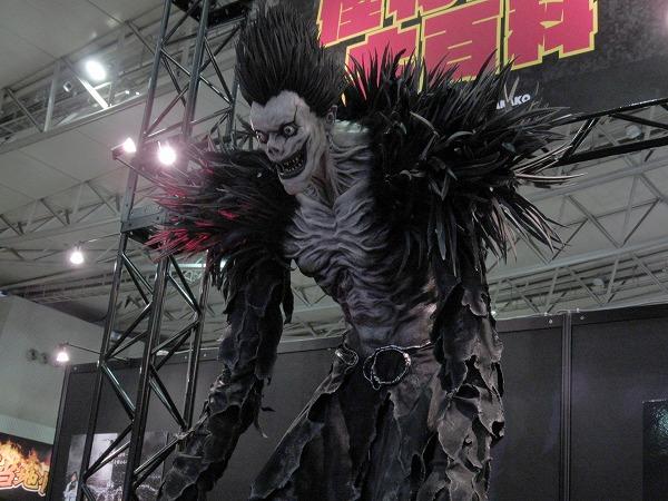 東京コミコン2016 レポート デスノート リューク